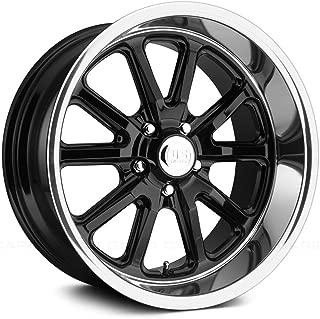 U.S. Mags U121 Сustom Wheel - Rambler Series Gloss Black with Diamond Cut Lip 20