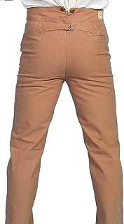 564562 Wal Scully Wahmaker Mens Wahmaker Canvas Pants