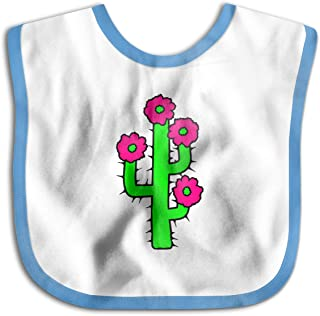 Green Graffiti Cactus Blossoms Boys /& Girls Black Short Sleeve Romper Triangle Romper for 0-24 Months