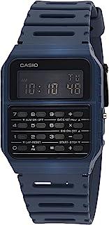 ساعة كاسيو يوث CA-53WF-2BDF, ازرق, 43.2×34.4×8.2 ملم