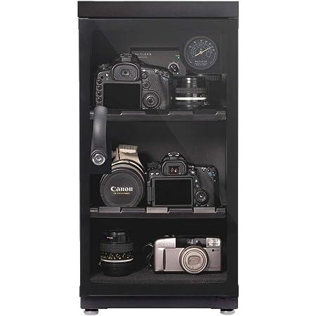 防湿庫 Re:CLEAN 日本製アナログ湿度計 カメラドライボックス 50L 5年保証