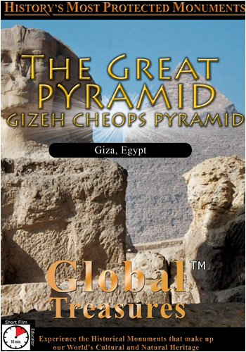 Price comparison product image Global Treasures THE GREAT PYRAMID Gizeh Cheops Pyramid Egypt