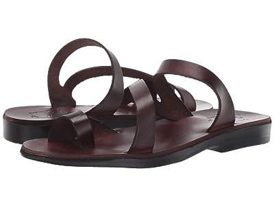 Jerusalem Sandals Noah (Brown) Women