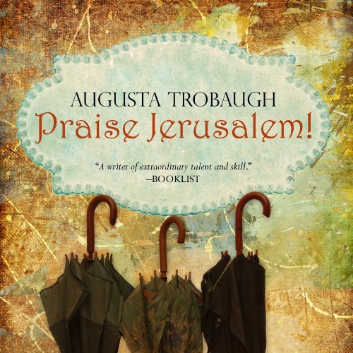 Praise Jerusalem! audiobook cover art