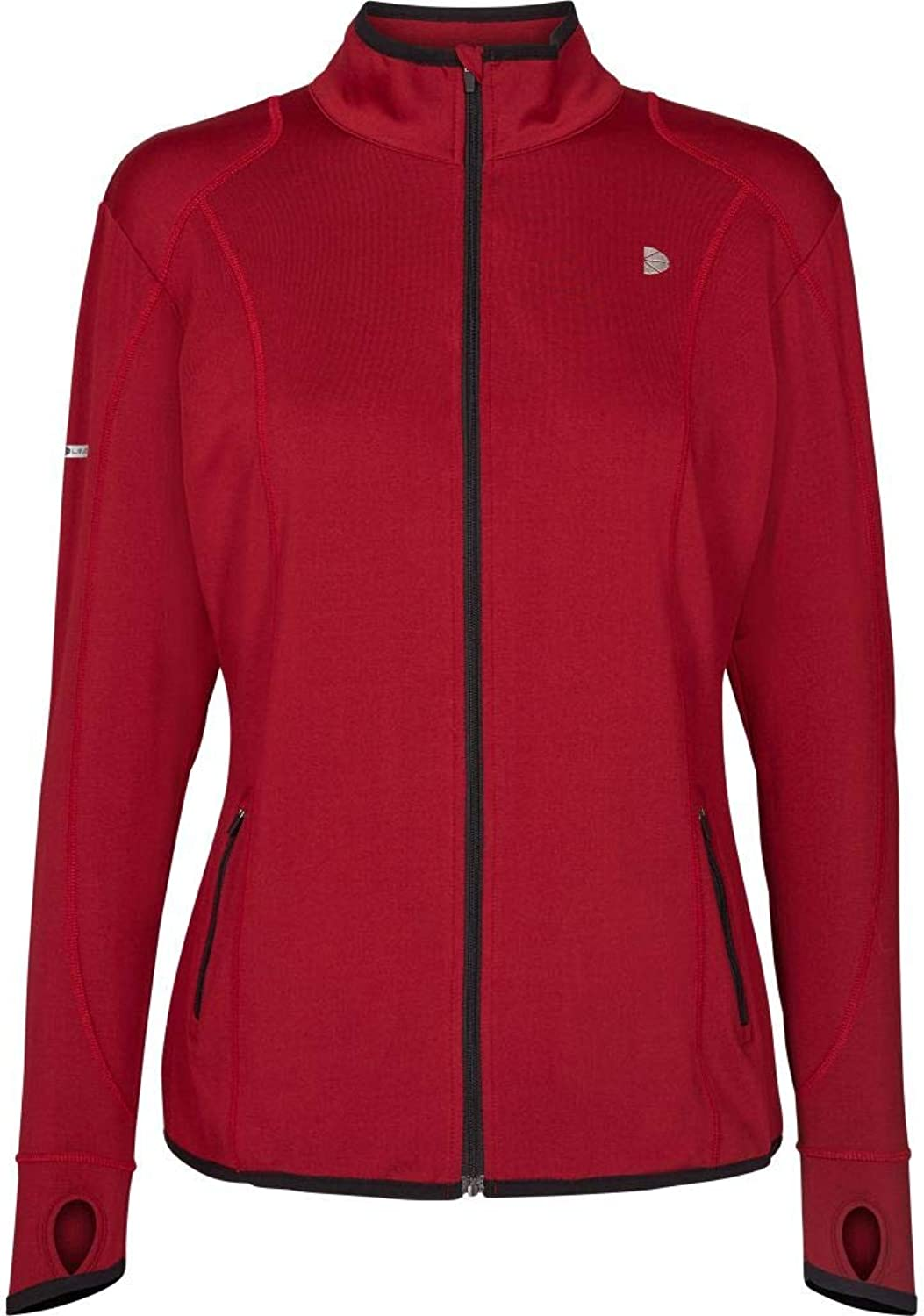 Pure Lime Womens Athletic Jacket