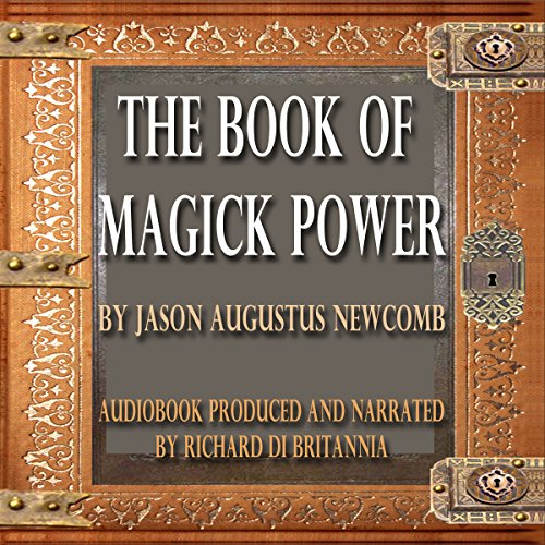 The Book of Magick Power audiobook cover art