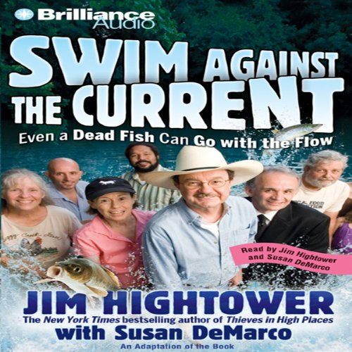 Swim against the Current audiobook cover art