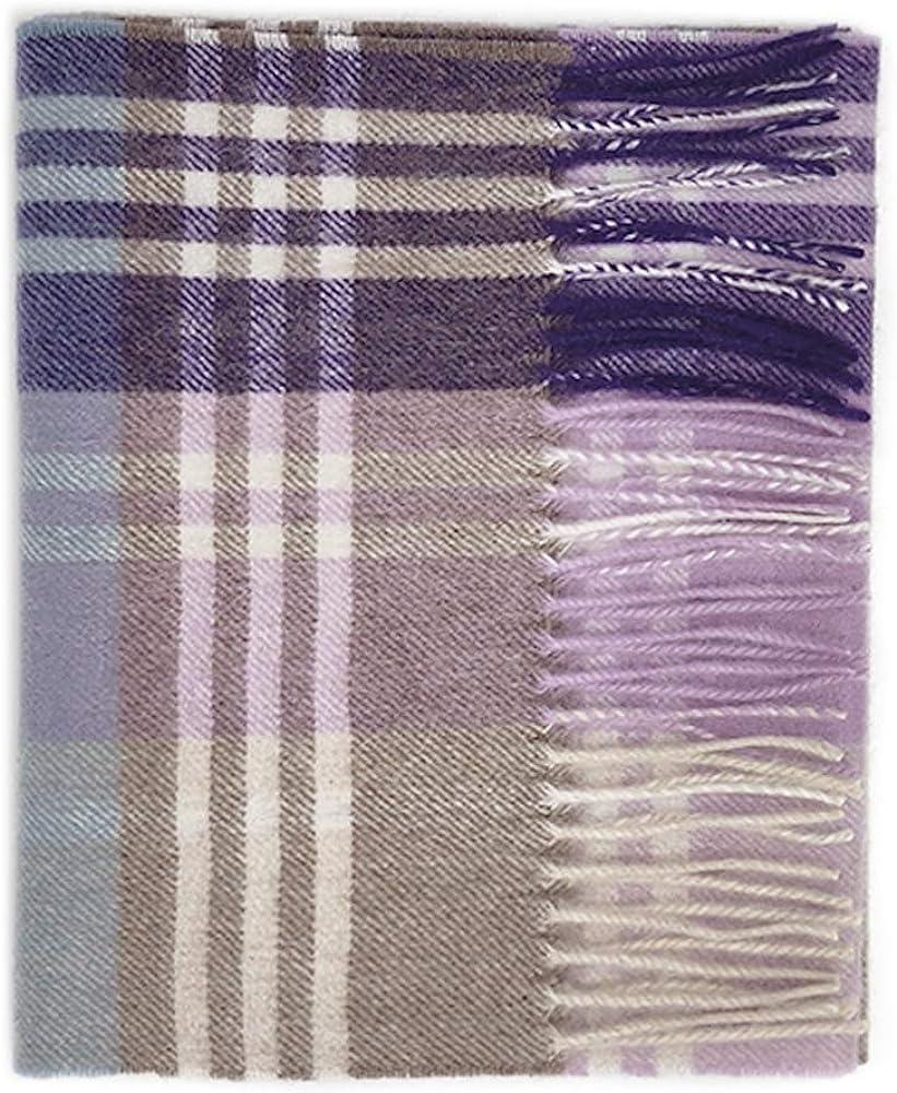 Kiltane of Scotland 100% Lambswool Ultra Soft Touch Tartan Scarf- Designed in Scotland