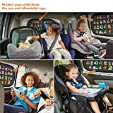 Zoom IMG-1 tendine parasole auto bambini rullo