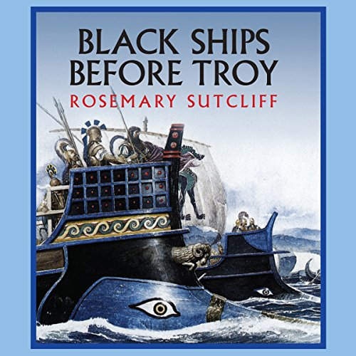 Black Ships Before Troy cover art
