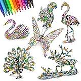 Juguetes Niñas Niños 7 8 9 10 Años, Regalo Cumpleaños Niño Niña 8 9 10 11 12 Año Juegos Puzzle para Niñas Niños 9-12 Años DIY Kits Manualidades Niñas 6-10 Años Actividades Creativas Niños 7 8 9 Años