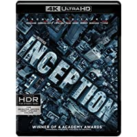 Inception (4K Ultra HD)