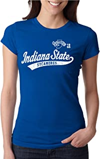 J2 Sport Indiana State University Sycamores NCAA Unisex Apparel