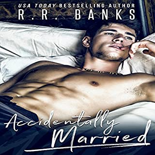 Accidentally Married audiobook cover art