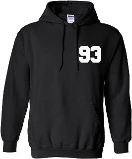 Niall Horan 93 Unisex Mens Womens Hoodie Sweatshirt Jumper Pullover