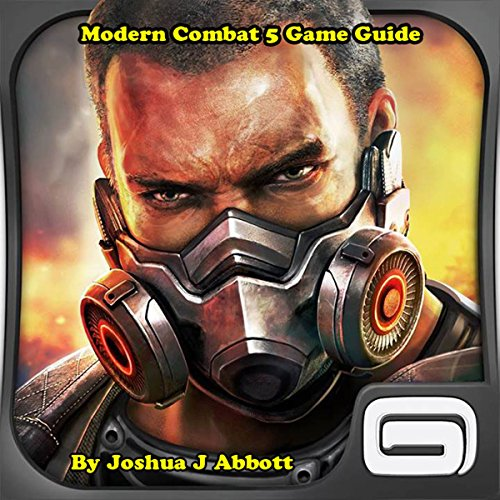 Modern Combat 5 Game Guide audiobook cover art