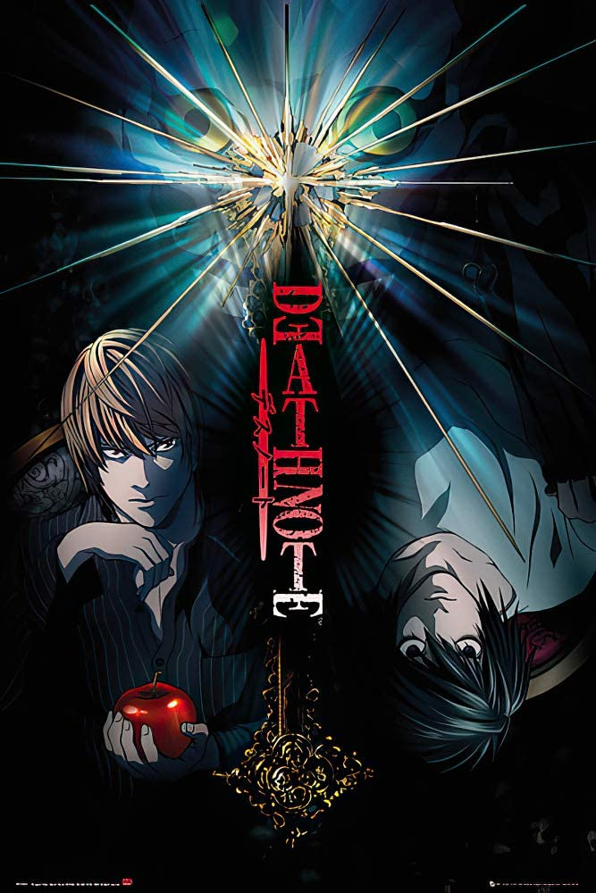 Details about  /20A599 Hot New Death Note L Anime Most Amazing Art Poster Silk Deco 12x18 24x36