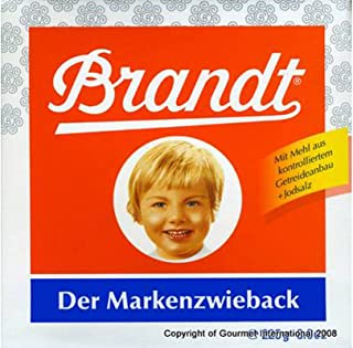 Der Markenzwieback (Zwieback Toast) - 8oz (Pack of 1)