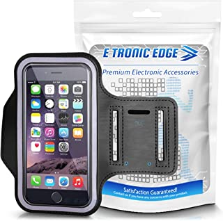 Running Armband For Phone: Sweatproof Sports Arm Band Strap Protective Holder Pouch Case For Gym Running For iPhone 7 7S 8 8S Plus X XR XS MAX Touch Galaxy S8 S7 S6 Pixel Note 8 9 Edge HTC ONE Android