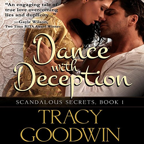 Dance with Deception audiobook cover art