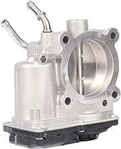 Fuel Injection Throttle Body Electric Throttle Body- 35100-2E000 ROADFAR Upgraded Quality Fit for 2012-2017 Hyundai Elantra, 2014-2017 Hyundai Elantra GT/Tucson, 2014-2017 Kia Forte/Soul
