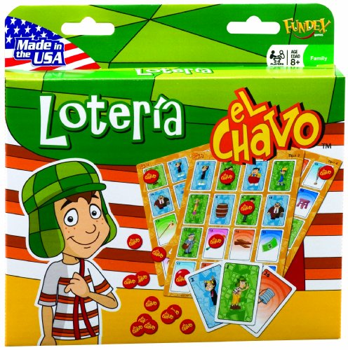 El Chavo Loteria Buy Online In French Polynesia At Desertcart