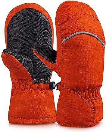Boys' Accessories Analytical Childrens Bart Simpson Fleece Blue Gloves