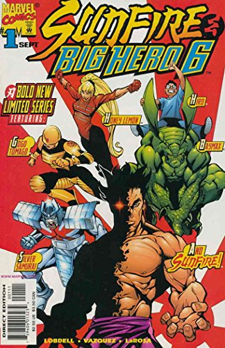 Sunfire & Big Hero Six #1 (1 of 3)