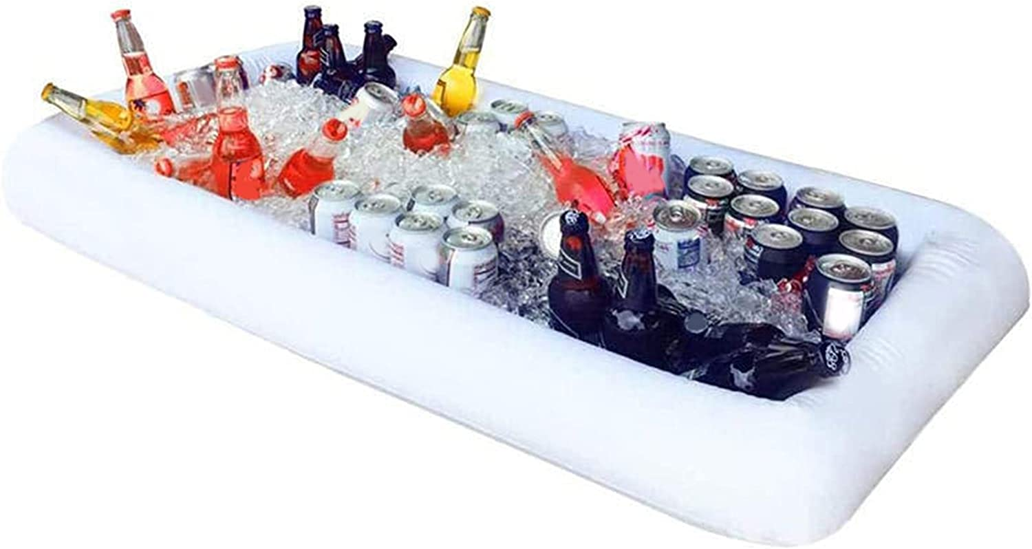 Taowan Inflatable Ice Serving Max 48% OFF Bar Buffet Pool Cooler Party Ranking TOP10 Drink