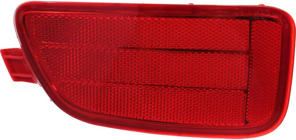 Evan-Fischer Bumper Reflector Rear Light for Seattle Mall Left Max 80% OFF Soul Side Lamp