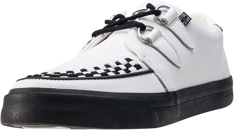 T.U.K. Original Footwear Unisex A9179 Leather Interlace Sneaker