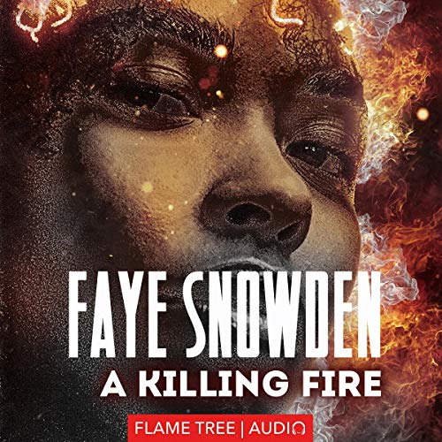 A Killing Fire audiobook cover art