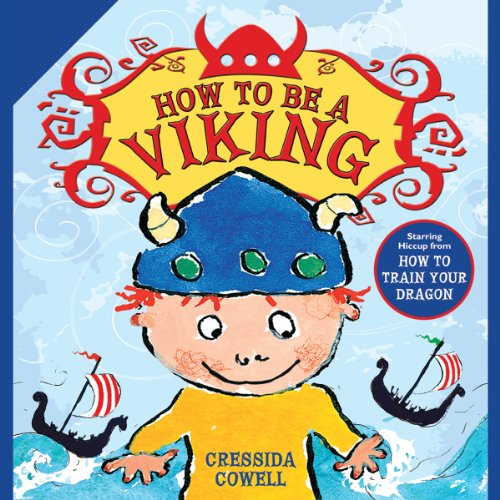 How to Be a Viking audiobook cover art