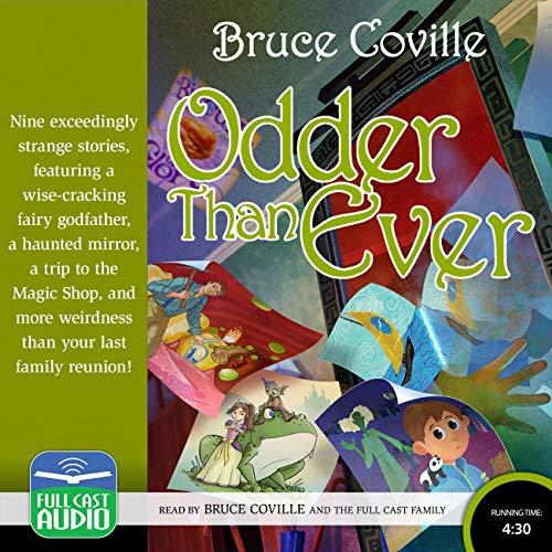 Odder Than Ever cover art