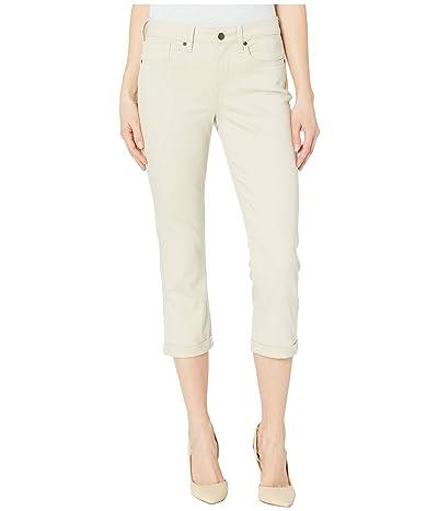 NYDJ Chloe Capri Jeans in Feather (Feather) Women
