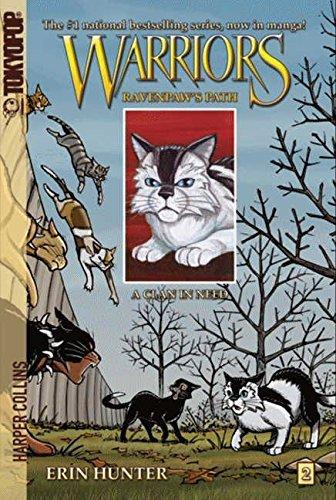 Warriors: Ravenpaw's Path #2: A Clan in Need (Warriors Manga - Ravenpaw's Path) (English Edition)