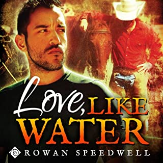 Love, Like Water audiobook cover art