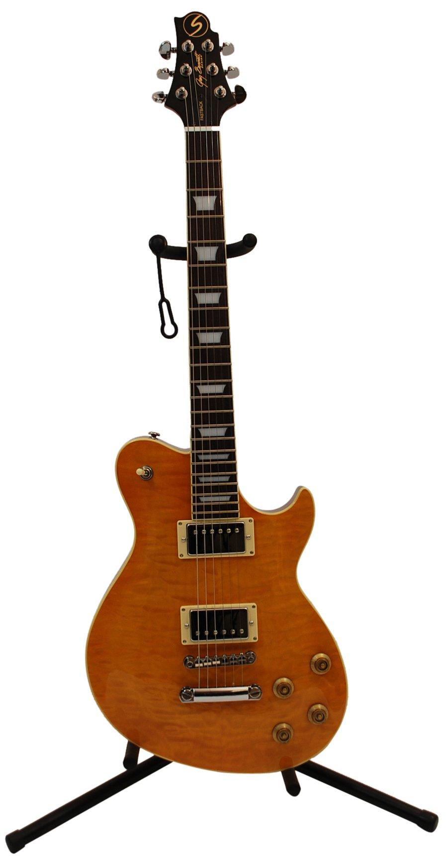 Samick – Guitarra eléctrica – acabado de arce: Amazon.es ...