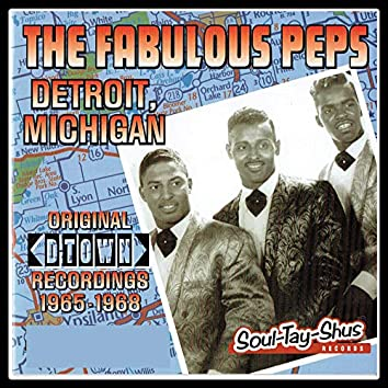 Detroit, Michigan: Original DTOWN Recordings 1965 - 1968