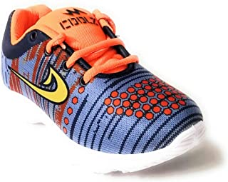 Coolz Kids Casual, Sports and Running Shoes DIGI-01 for Boys and Girls (Age: 5-14 Years)