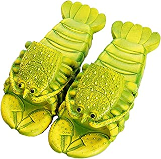 Homard Pantoufles D'été Drôle Animal Tongs Enfants Mignon Chaussures De Plage Femmes Doux Creative Sandales Douche Hommes ...