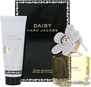 Marc Jacobs Daisy 2-Piece Fragrance Set (Eau de Toilette Spray, 3.4 Ounce and Luminous Body Lotion, 2.5 Ounce)
