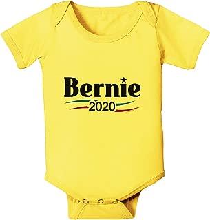 TOOLOUD Bernie Sanders 2020 Baby Romper Bodysuit
