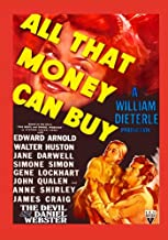 All That Money Can Buy The Devil and Daniel Webster 1941