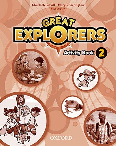 Great Explorers 2: Activity Book - 9780194507226