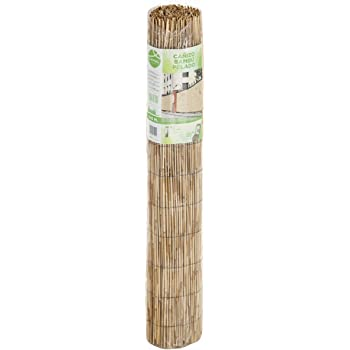 Catral M234589 - Bambú Natural Pelado Tejido 1,5 X 5 M: Amazon.es ...