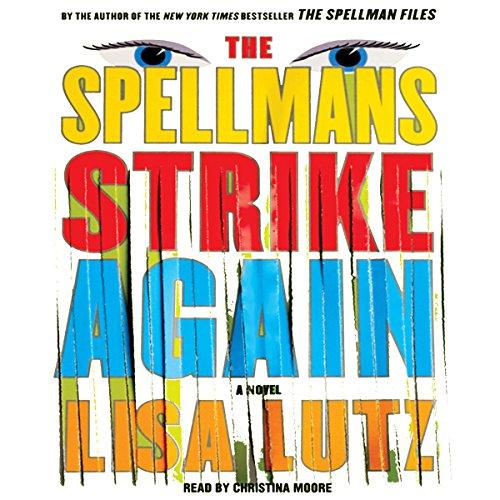 Couverture de The Spellmans Strike Again