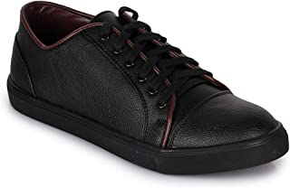 Bruno Manetti Men Faux Leather Casual Shoe
