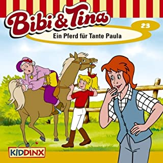 Ein Pferd für Tante Paula Titelbild