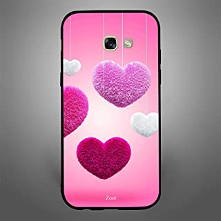 Samsung Galaxy A5 2017 Colored Hearts, Zoot Designer Phone Covers